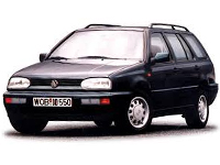 Дворники Volkswagen [VW] Golf