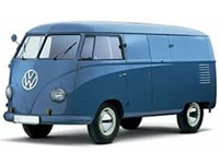 Дворники Volkswagen [VW] Transporter