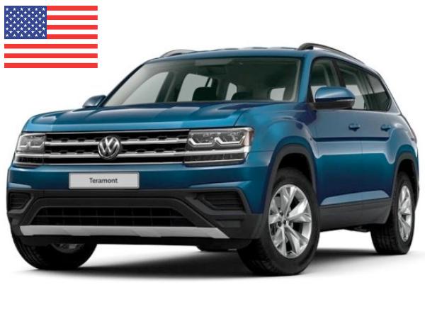 Дворники Volkswagen [VW] Teramont